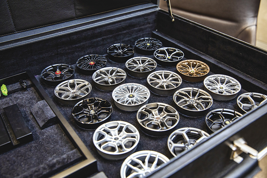 Lamborghini-personalización